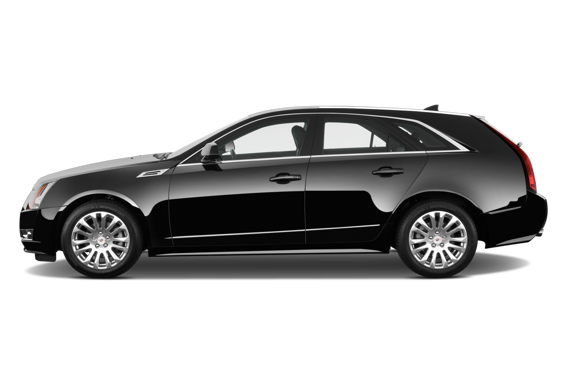 Slide 1 of 23: 2014 Cadillac CTS Sport Wagon