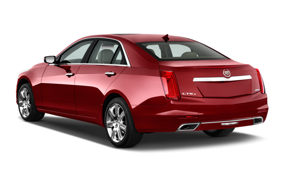 Slide 1 of 25: 2014 Cadillac CTS Sedan