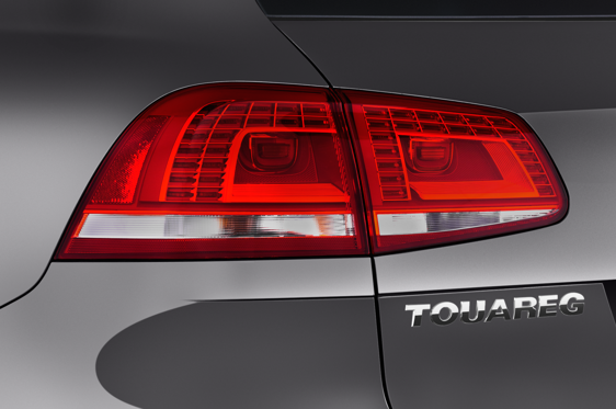 Slide 1 of 25: 2015 Volkswagen Touareg
