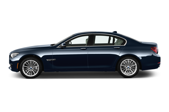 Slide 1 of 25: 2013 BMW 7 Series