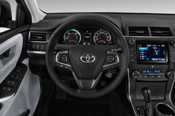 Slide 1 of 24: 2015 Toyota Camry