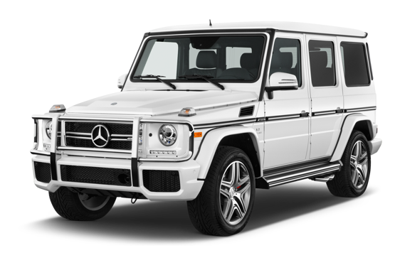 Slide 1 of 14: 2016 Mercedes-Benz G-Class