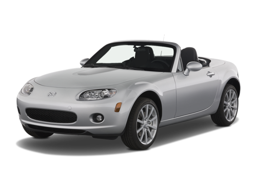 Slide 1 of 14: 2008 Mazda MX-5 Miata