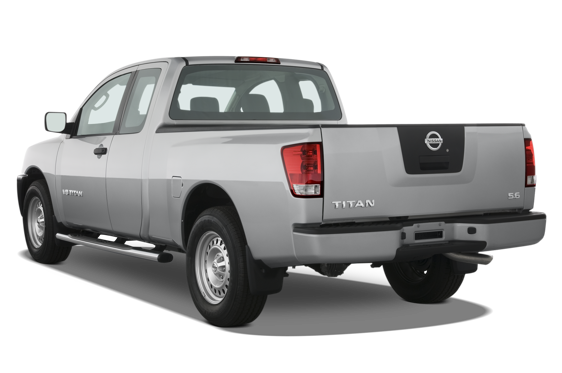 Slide 2 of 14: 2014 Nissan Titan