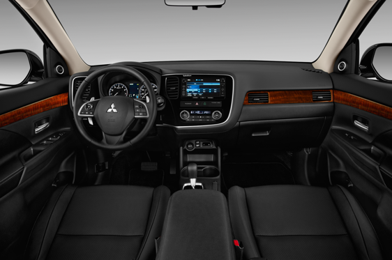 Slide 1 of 11: 2014 Mitsubishi Outlander