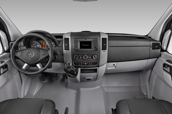 Slide 1 of 11: 2014 Mercedes-Benz Sprinter Passenger Van