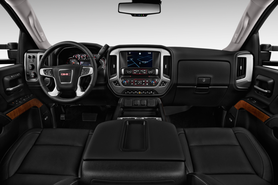 Slide 1 of 11: 2014 GMC Sierra 3500 Denali HD