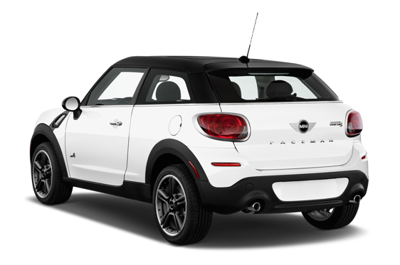 Slide 2 of 14: 2015 MINI Paceman