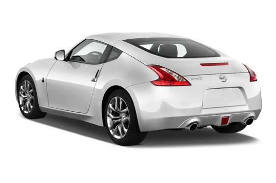 Slide 2 of 14: 2015 Nissan 370Z Coupe