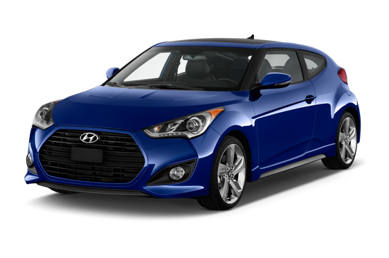 Slide 1 of 14: 2015 Hyundai Veloster