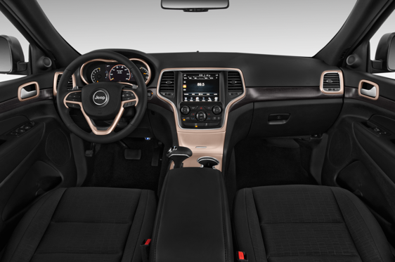 Slide 1 of 11: 2015 Jeep Grand Cherokee