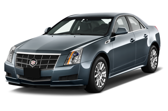 Slide 1 of 14: 2013 Cadillac CTS Sedan
