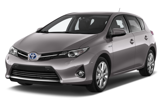 Slide 1 of 14: 2013 Toyota Auris