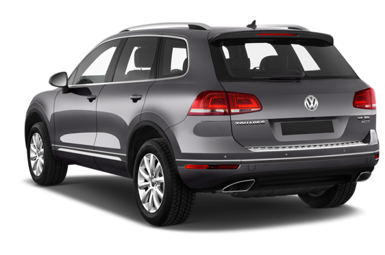 Slide 2 of 25: 2016 Volkswagen Touareg