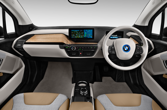 Slide 1 of 11: 2014 BMW i3