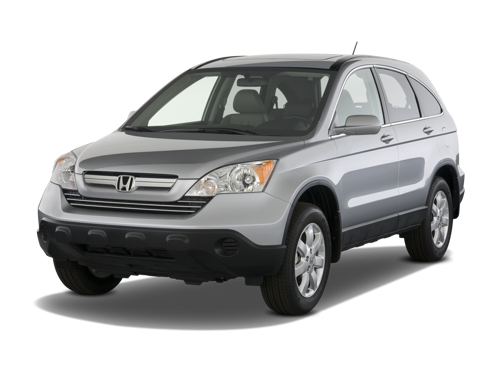Slide 1 of 14: 2008 Honda CR-V