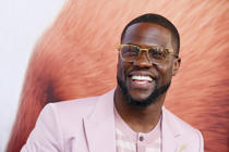 6 NEW YORK, NY - JUNE 25:  Comedian/actor Kevin Hart attends 'The Secret Life Of Pets' New York Premiere at David H. Koch Theater at Lincoln Center on June 25, 2016 in New York City.  (Photo by Mike Coppola/Getty Images)