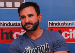 Saif on Taimur and what he loves about 'Rangoon'