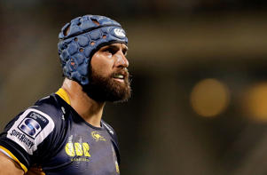 Scott Fardy of the Brumbies