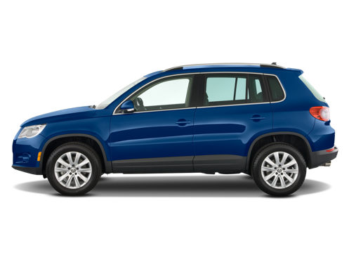 Slide 1 of 24: 2009 Volkswagen Tiguan