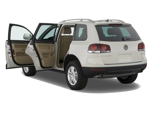 Slide 1 of 24: 2009 Volkswagen Touareg