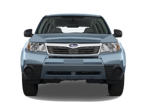 Slide 1 of 24: 2009 Subaru Forester