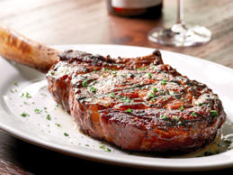 "At Mastro's City Hall Steakhouse in Scottsdale, one Foursquare user raves, ""it's all about the char. The char on the steak is out of this world!"" Top-notch service, huge portions, and a great atmosphere also make it a top choice."