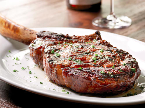 Slide 1 of 52: The best steakhouse in every state