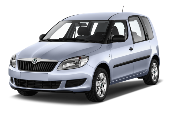 Slide 1 of 14: 2015 Skoda Roomster