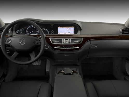 Slide 1 of 11: 2009 Mercedes-Benz S-class