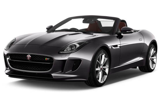 Slide 1 of 14: 2015 Jaguar F-Type