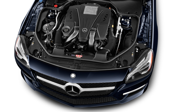 Slide 1 of 22: 2016 Mercedes-Benz SL-Class
