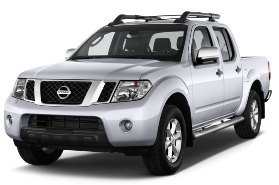 Slide 1 of 14: 2010 Nissan Navara