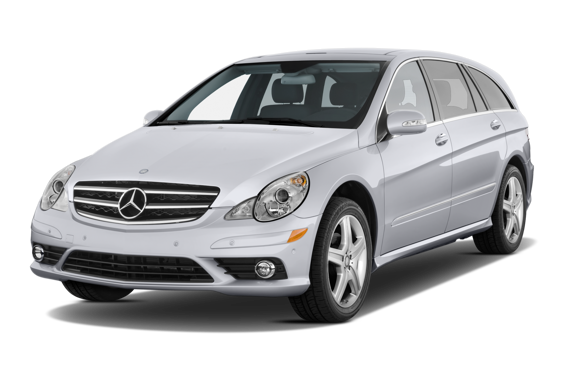 Slide 1 of 14: 2010 Mercedes-Benz R-class