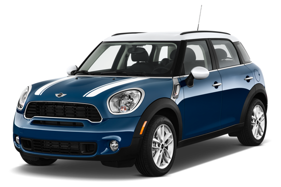 Slide 1 of 14: 2011 MINI COUNTRYMAN