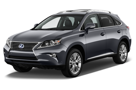 Slide 1 of 14: 2013 Lexus RX