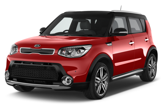 Slide 1 of 14: 2014 KIA Soul