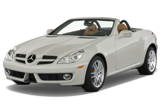 Slide 1 of 14: 2011 Mercedes-Benz SLK-Class