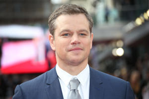 Matt Damon was positive the whole Bond franchise would benefit from Idris in the title role.