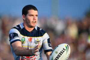 Lachlan Coote of the Cowboys