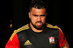 Liam Messam of the Chiefs