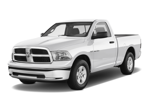 Slide 2 of 32: 2010 Ram 1500 Pickup