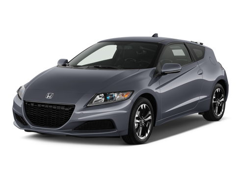 Slide 1 of 11: 2015 Honda CR-Z