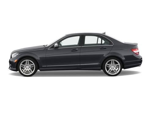 Slide 1 of 25: 2008 Mercedes-Benz C-Class