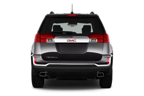 Slide 1 of 25: 2016 GMC Terrain