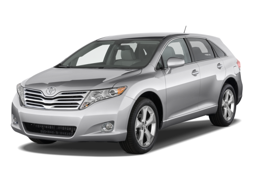 Slide 1 of 14: 2009 Toyota Venza