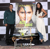 Watch: Salman Khan unveils Sania Mirza's autobiography
