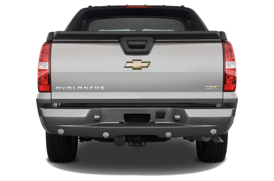 Slide 1 of 24: 2012 Chevrolet Avalanche