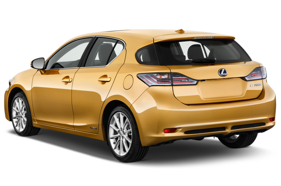 Slide 1 of 25: 2011 Lexus CT