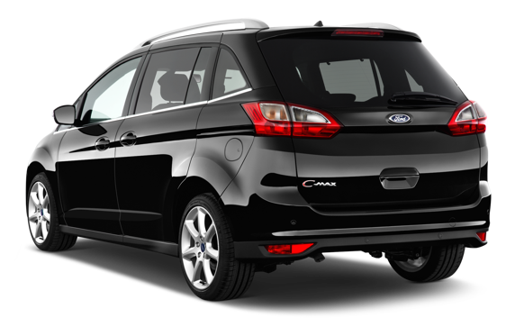 Slide 2 of 14: 2014 Ford Grand C-MAX